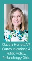 headshot of claudia