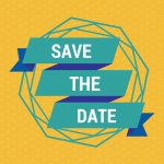 save the date graphic banner