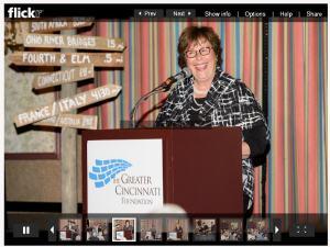 Kathy Merchant retirement
