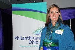 Shiloh Turner won the Innovation Award in 2014. She is The Greater Cincinnati Foundation vice president of community investment.