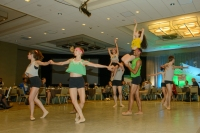 cincinnati ballet dances in ballroom